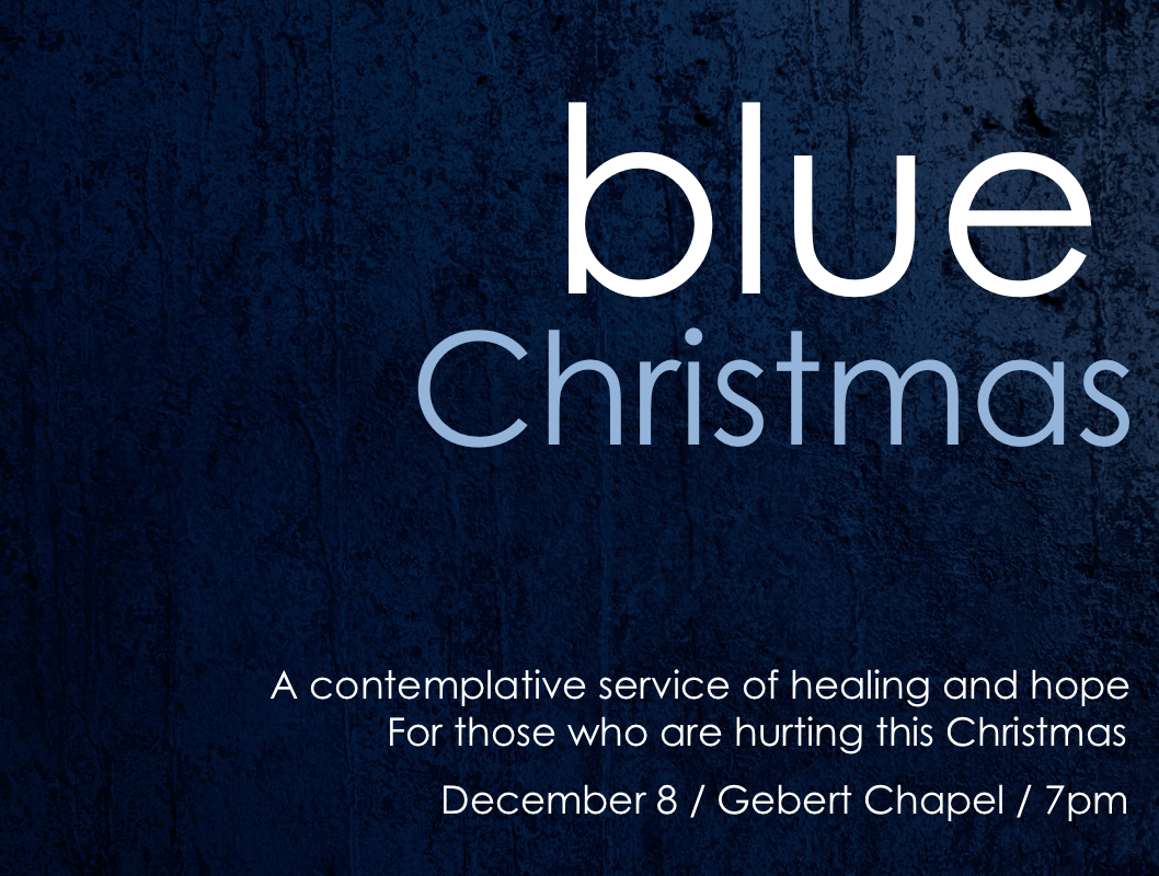 Blue Christmas Service | Intersect