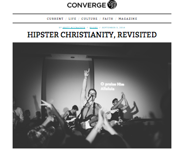 Hipster Christianity, Revisited, Brian McCraken