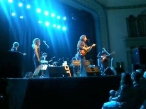 Enjoyed Front Row Seats At Josh Garrel's CD Release Concert Last Week!
